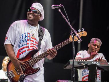 Trouble Funk // Photo by David Brendan Hall