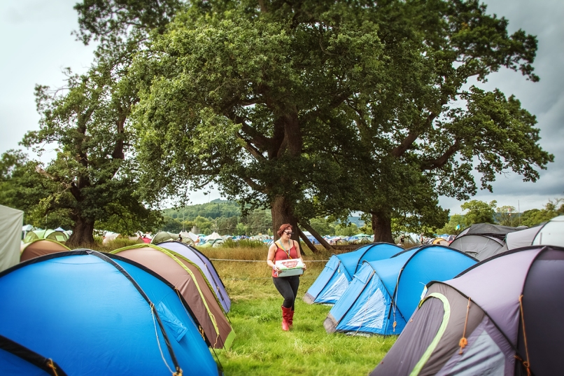 camping 1044 Green Man 2015 Festival Review: The 15 Best Sets + Photos