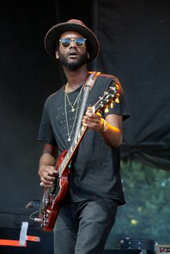 Gary Clark, Jr. // Photo by Heather Kaplan