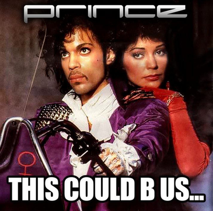 Prince This Could B Us