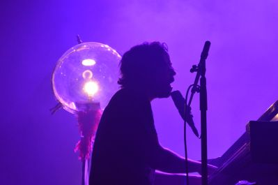 Patrick Watson // Photo by Sasha Geffen