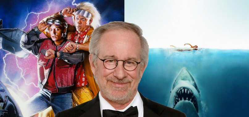 Spielberg Jaws Back to the Future