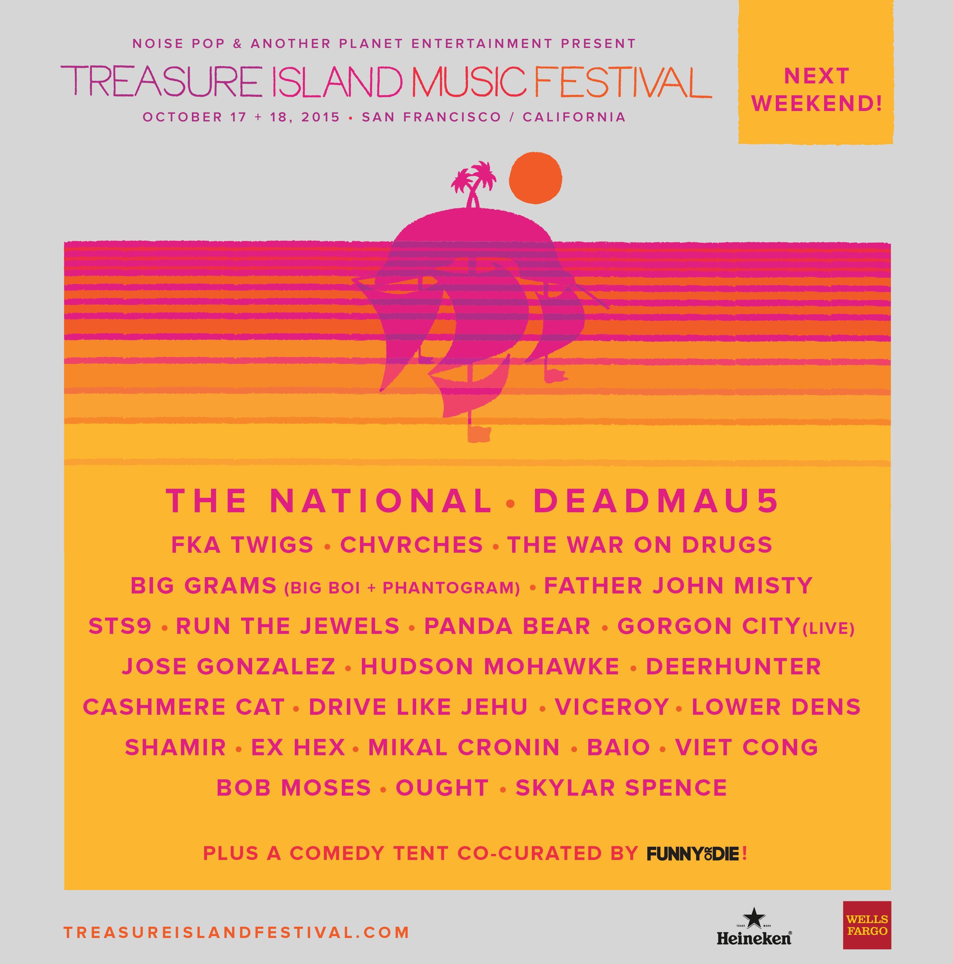 timf2015 sfw full 1002 page 001 Win VIP passes to Treasure Island Music Festival 2015