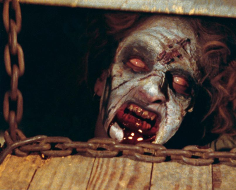 evil dead betsy The 100 Scariest Movies of All Time
