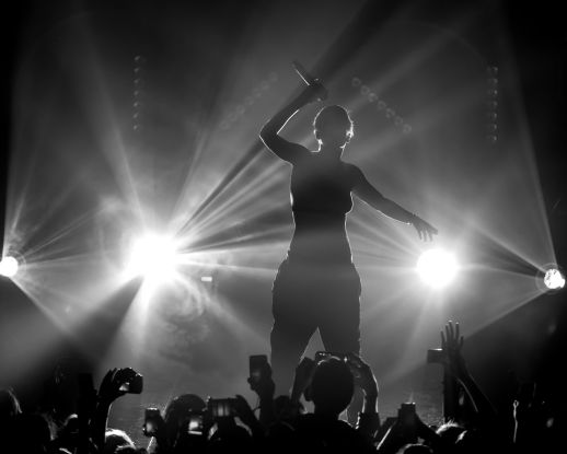 Halsey // Photo by Cathy Poulton