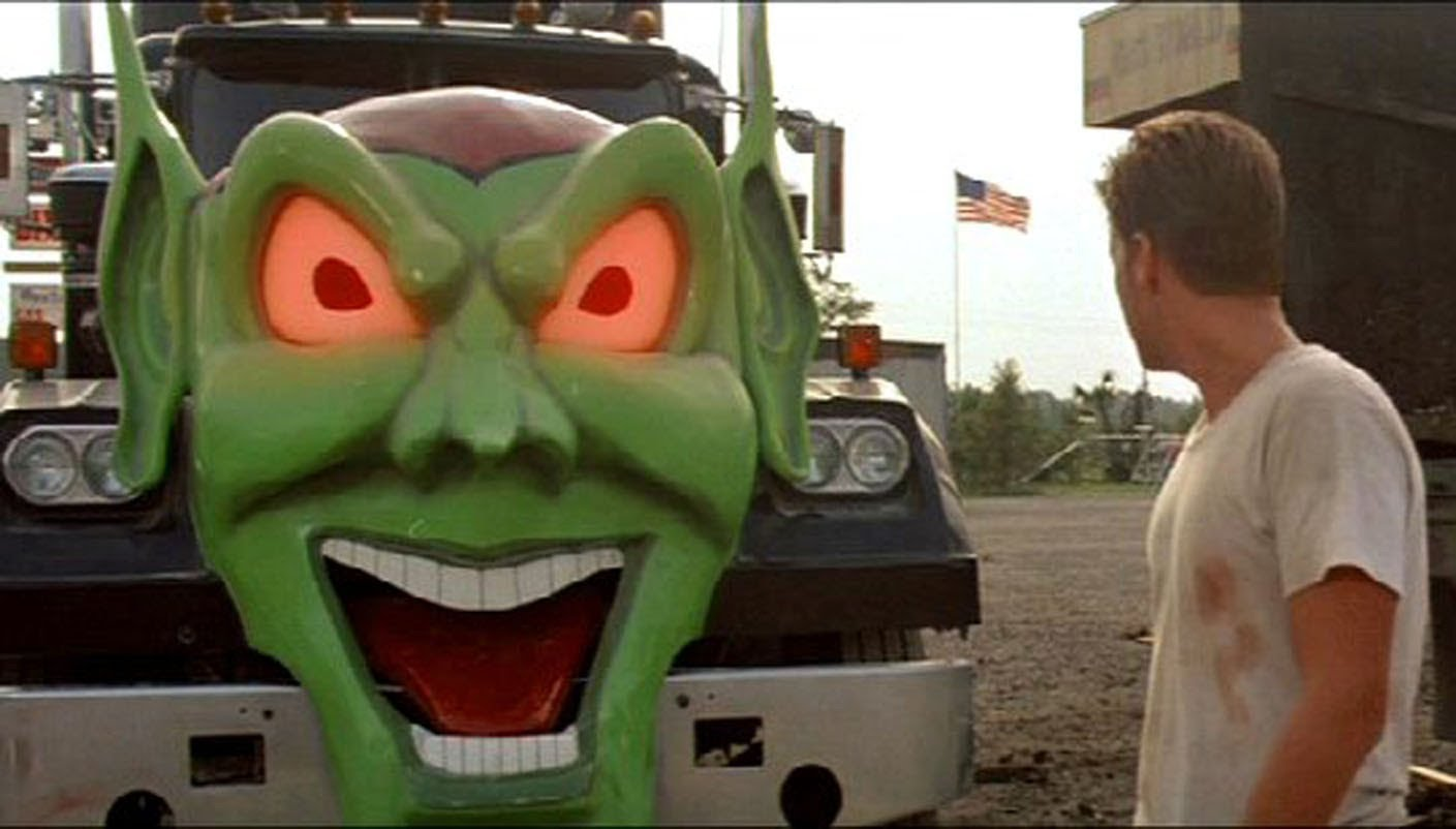maximum overdrive Ranking: Every Stephen King Adaptation from Worst to Best