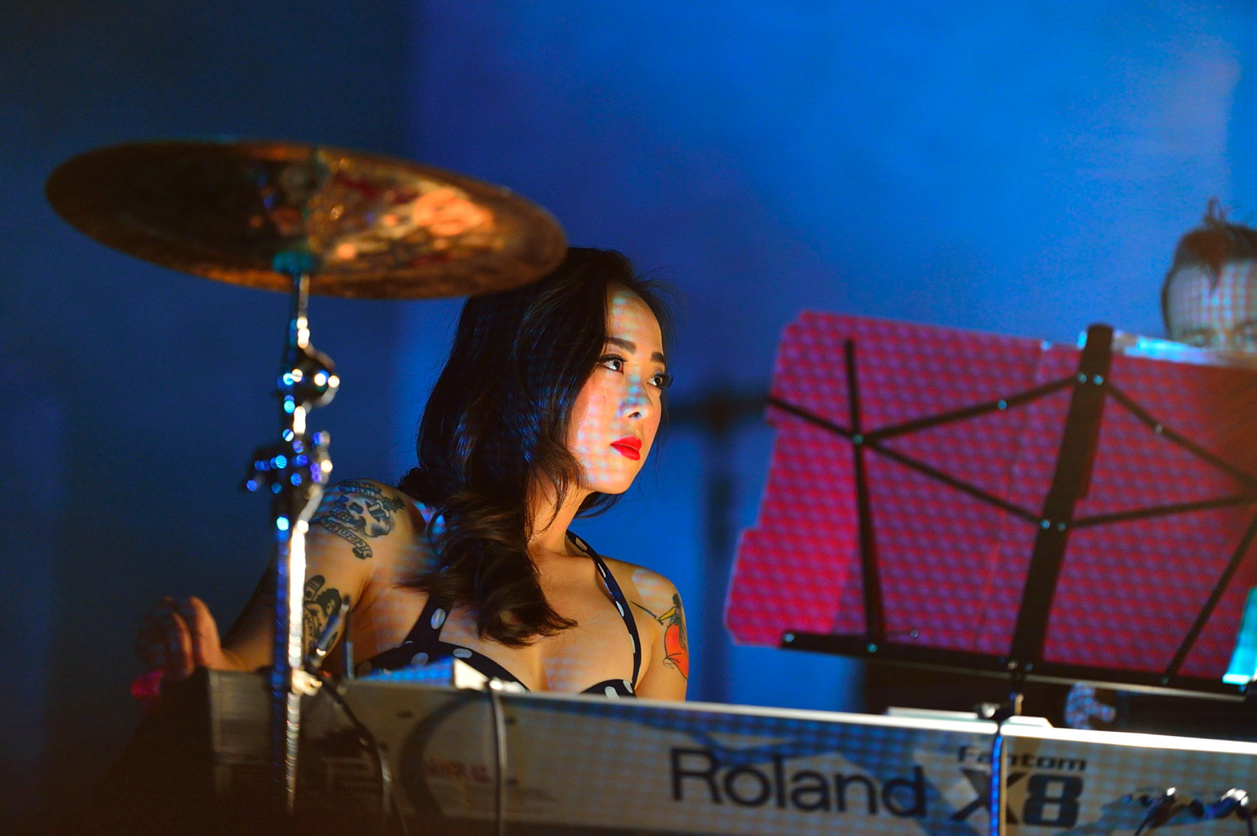 xiu xiu4 Live Review: Xiu Xiu plays the Music of Twin Peaks at Londons Saint John at Hackney (10/8)