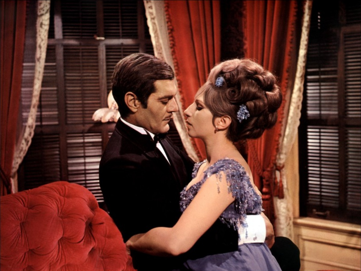 barbra streisand sharif 4616574022 Do Real Life Lovers Make Great On Screen Couples?