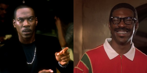 eddie murphy bowfinger Two Roles, One Star: A Brief History of Double Performances
