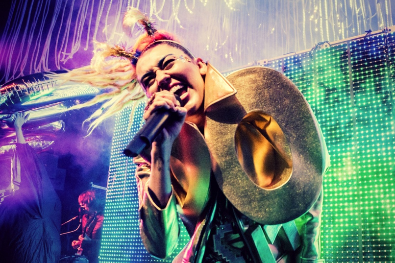Miley Cyrus at the Riviera, Chicago 11-19-2015 by Joshua Mellin 6