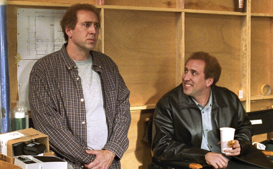 nicolas cage1 e1447792730155 Two Roles, One Star: A Brief History of Double Performances