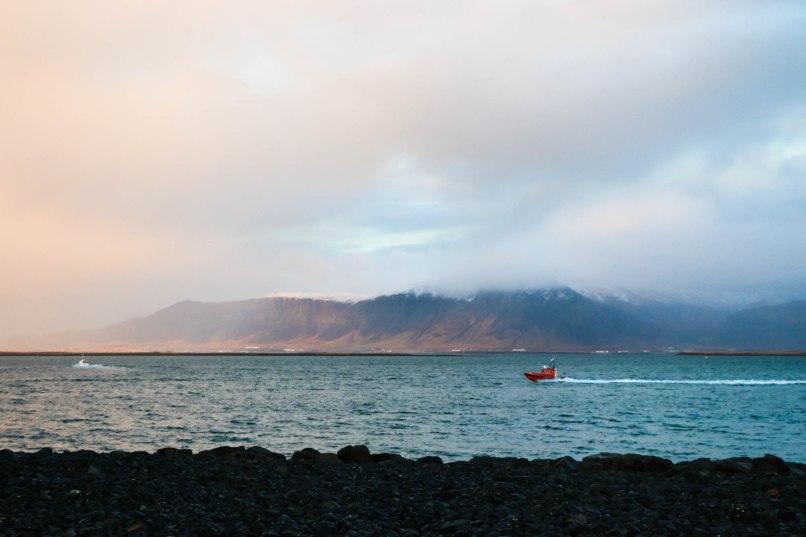 Nina Corcoran, Iceland