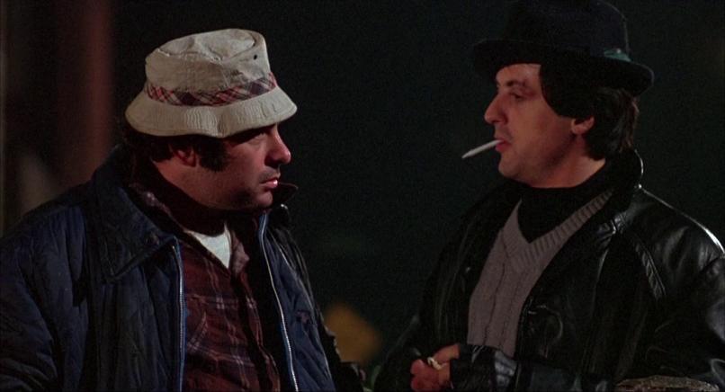 paulie Which Sidekicks Helped Make Rocky Balboa a Champion?