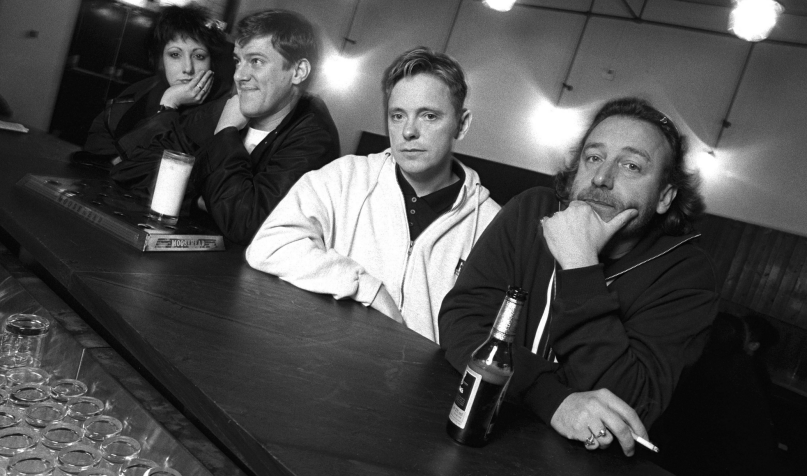 New Order with Peter Hook