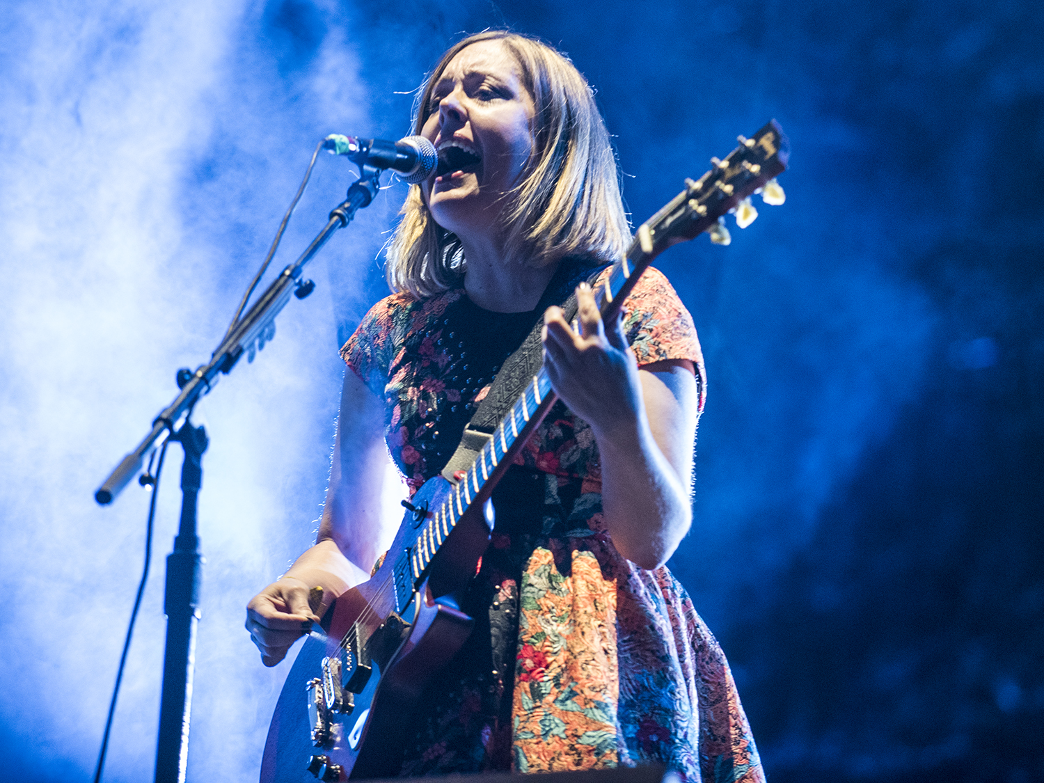Sleater-Kinney // Photo by David Brendan Hall