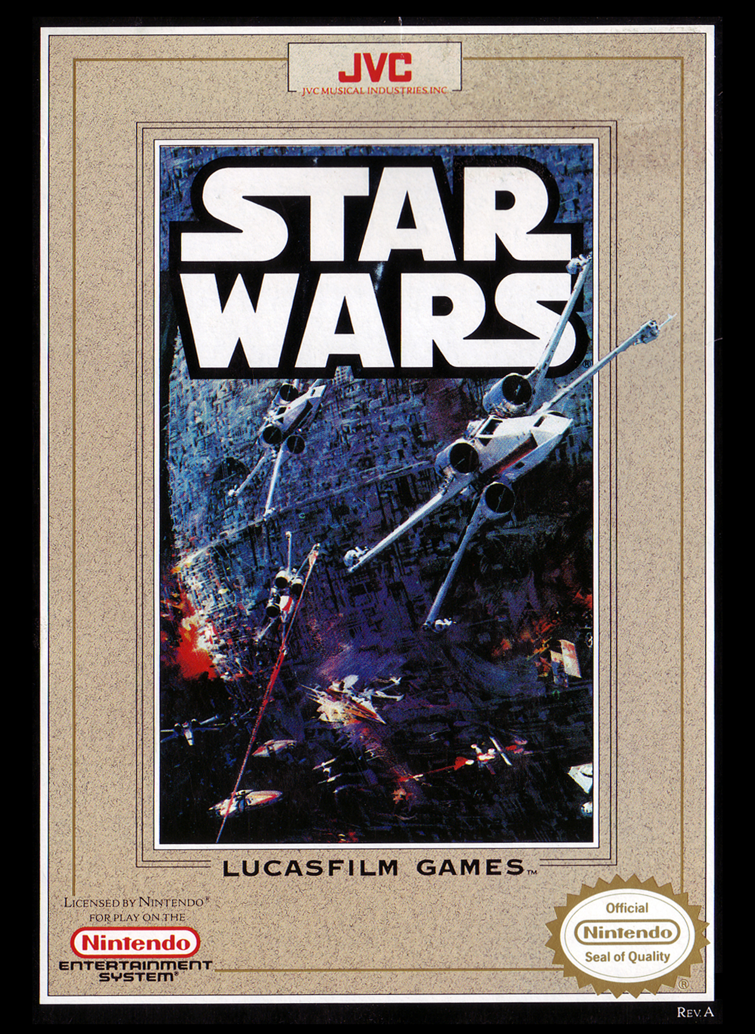 star wars nes The Best and Worst Star Wars Video Games