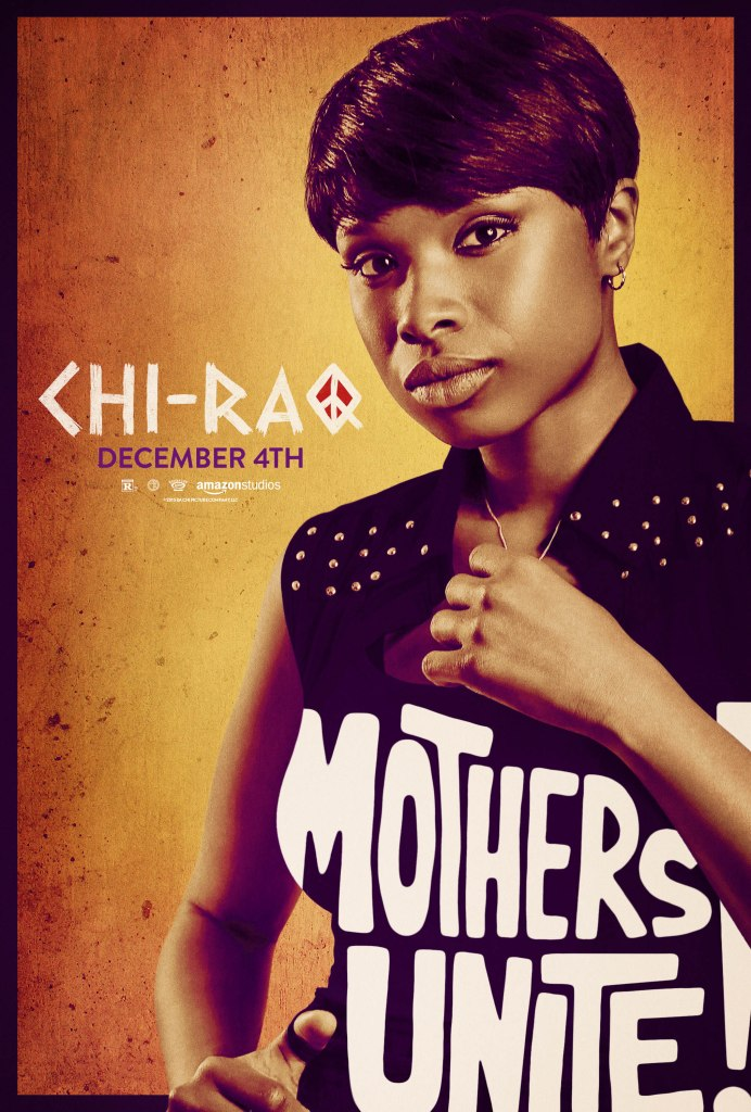 chi raq character poster angela bassett Does Spike Lees Chi Raq Do the Right Thing?