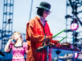 Cocorosie // Photo by David Brendan Hall