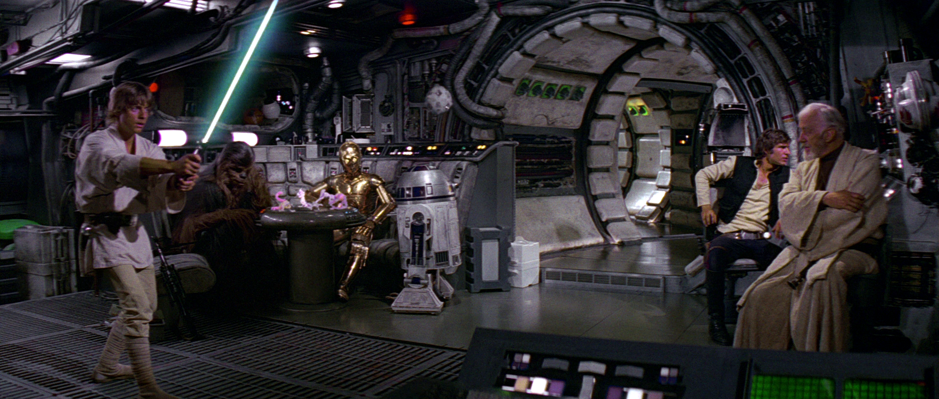 falcon lounge Ranking: Every Star Wars Movie and Series from Worst to Best