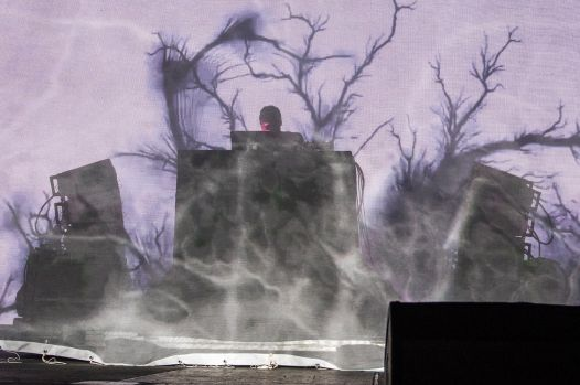 Flying Lotus // Photo by David Brendan Hall