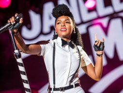Janelle Monae // Photo by David Brendan Hall