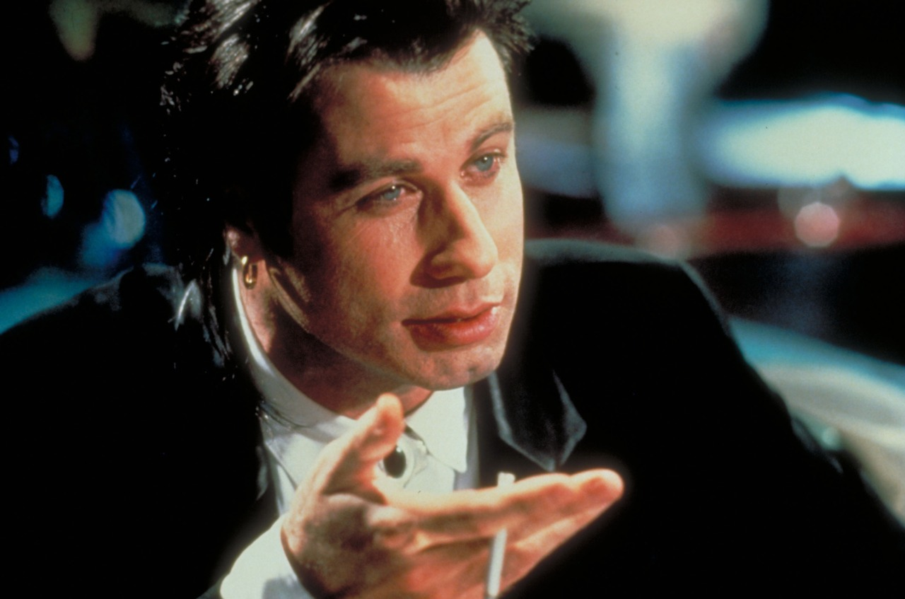 john travolta Ranking: Every Quentin Tarantino Movie from Worst to Best