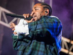 Kendrick Lamar // Photo by David Brendan Hall