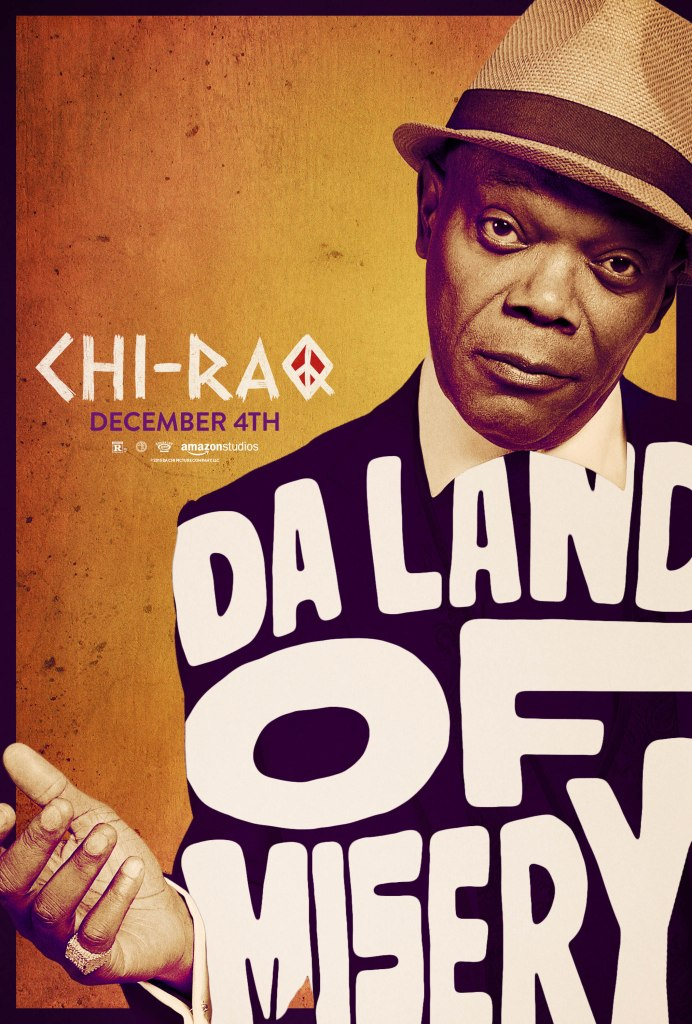 samuel jackson chi raq poster Does Spike Lees Chi Raq Do the Right Thing?