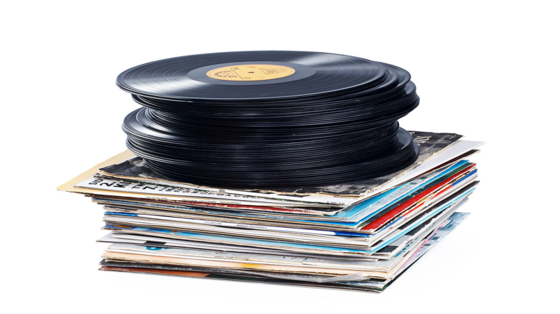 vinyl delivery