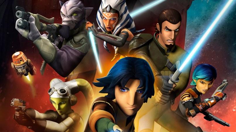 star wars rebels season 2 keyart 1536x864 531987300980 Ranking: Every Star Wars Movie and Series from Worst to Best