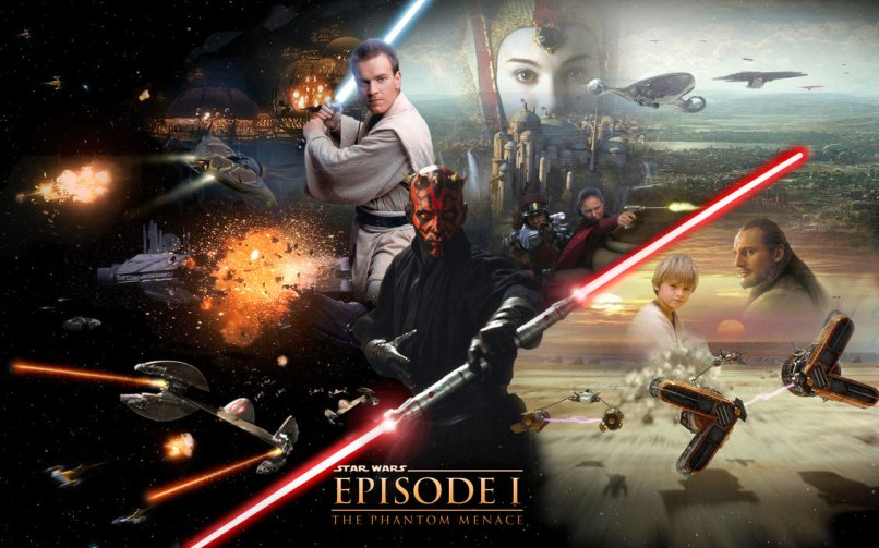 star wars episode i   the phantom menace by 1darthvader d6ieq34 Ranking: Every Star Wars Movie and Series from Worst to Best