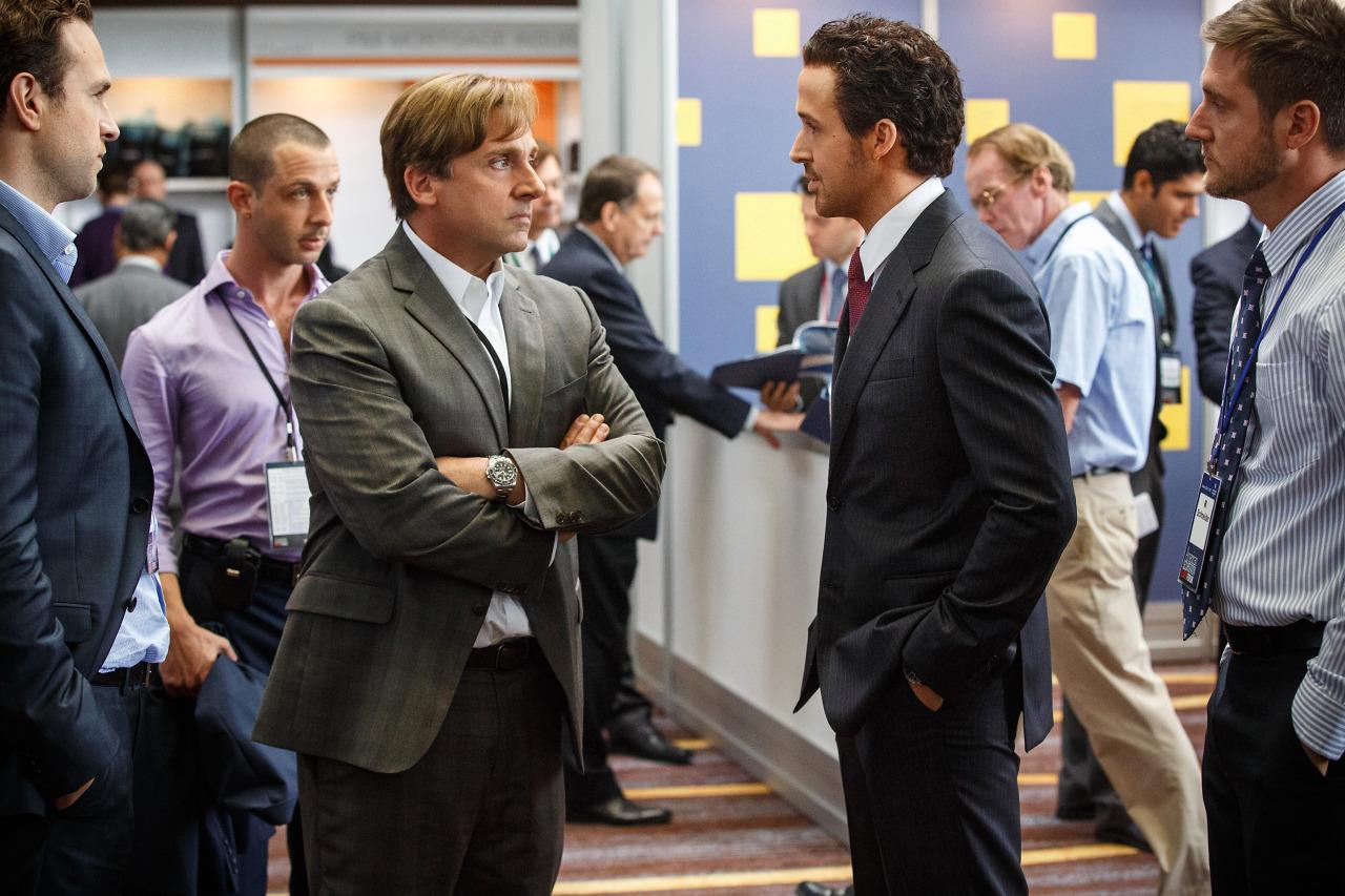 the big short Reel Estate: The Year the Mortgage Crisis Went to the Movies