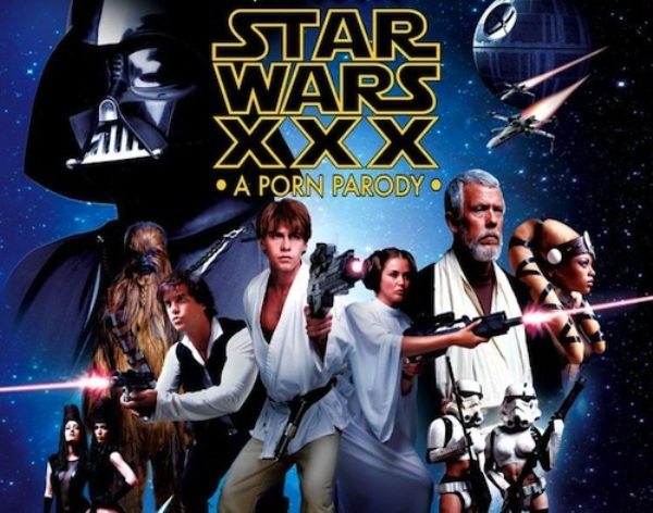 A Padwan's Guide to Star Wars Pornography