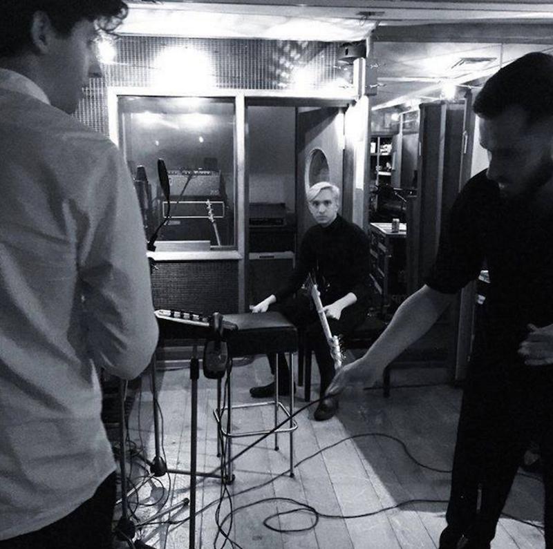 the xx new album studio 2016 The xx are in the studio working on their new album