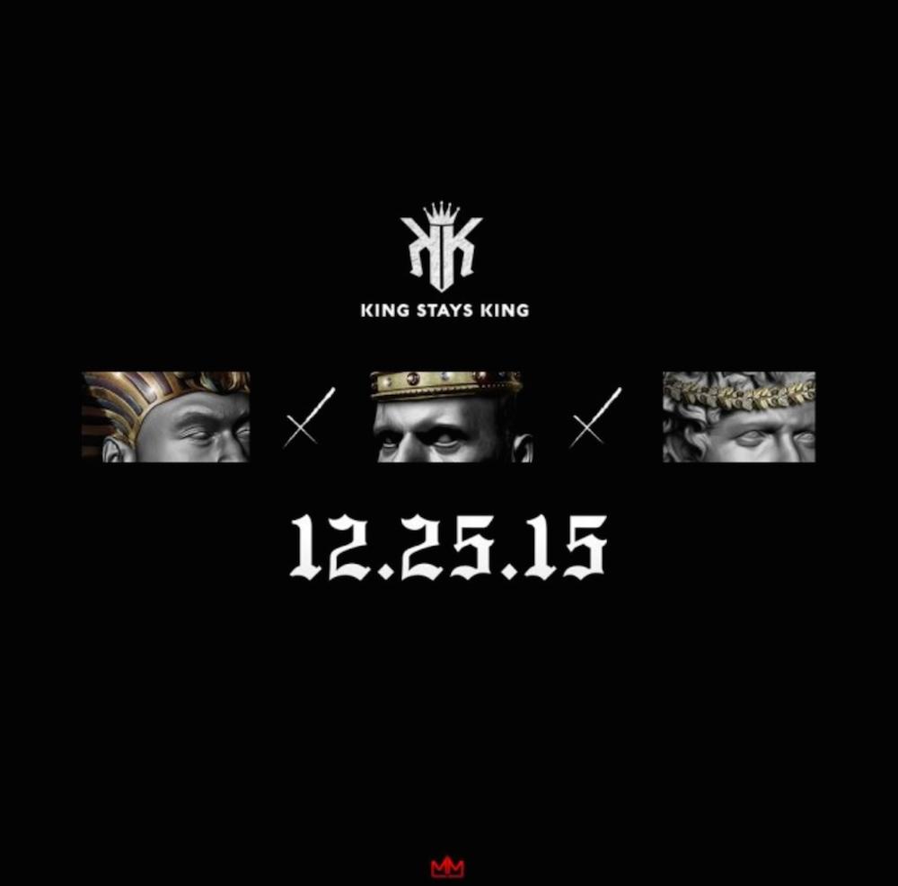 timbaland king stays king mixtape aaliyah Timbaland to release first ever mixtape King Stays King on Christmas Day