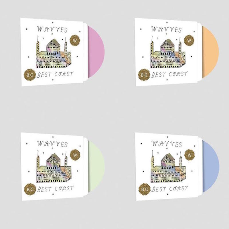 wavves best coast single Wavves announce subscription series featuring collaborations with Best Coast, Cloud Nothings