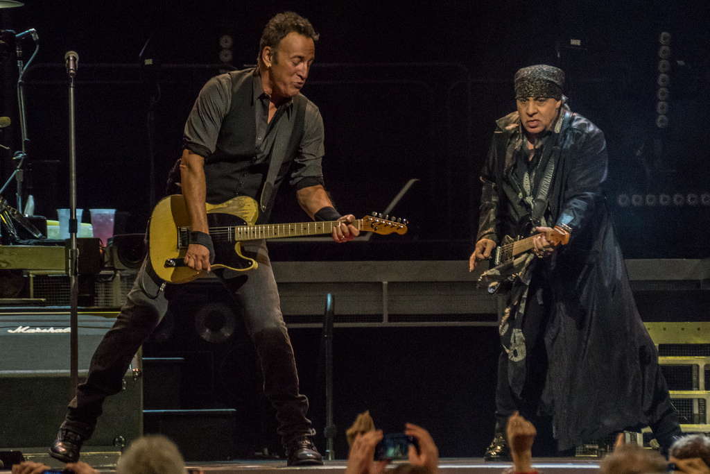 Bruce Springsteen & the E Street Band // Photo by Joshua Mellin