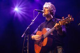 Glen Hansard at NPR Music Presents All Songs Considered's Sweet 16 Celebration // Photo by Clarissa Villondo