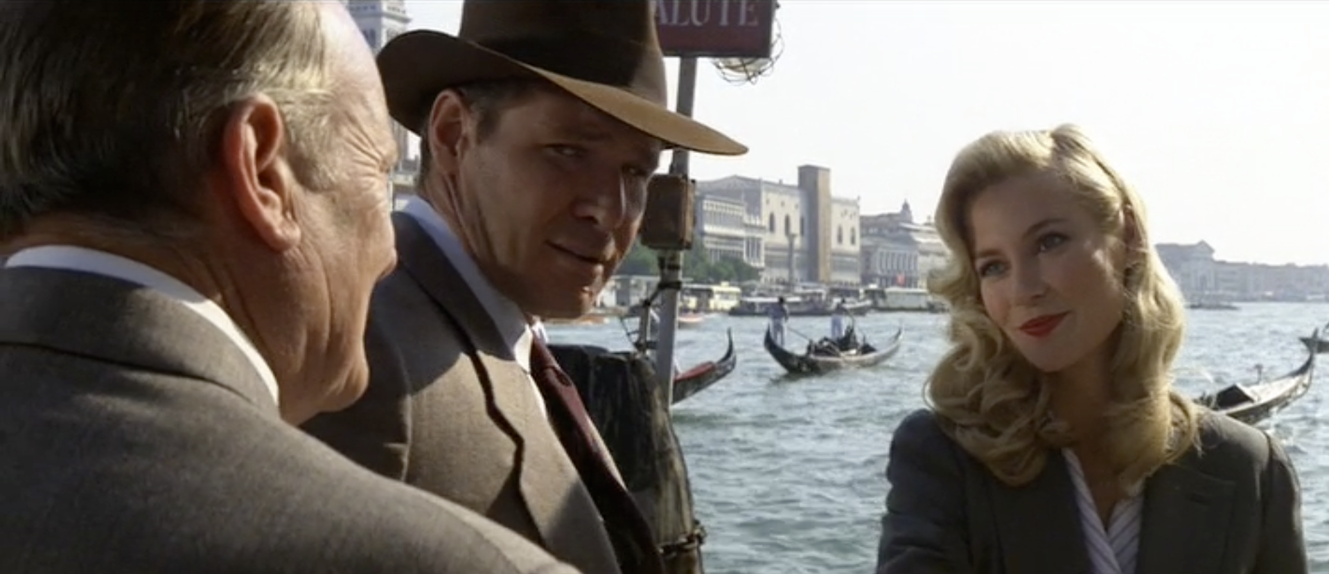 last crusade venice Whipping Indiana Jones Back Into Fortune and Glory