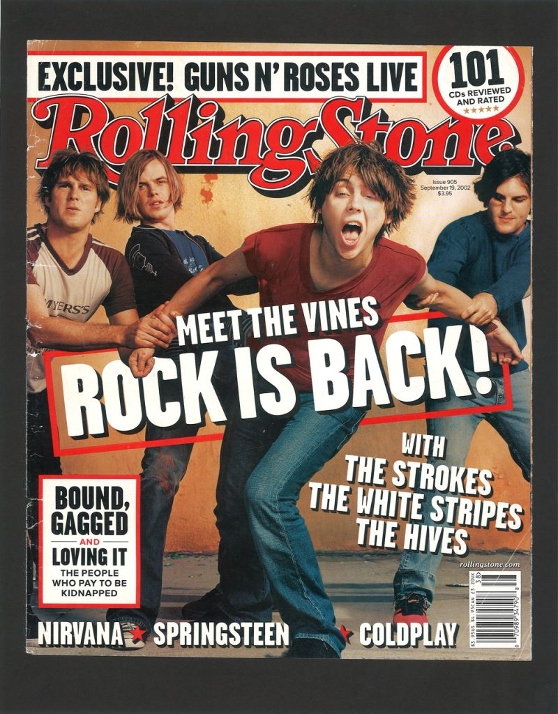 rock is back Losing My Religion: The Demise of Rock and Roll