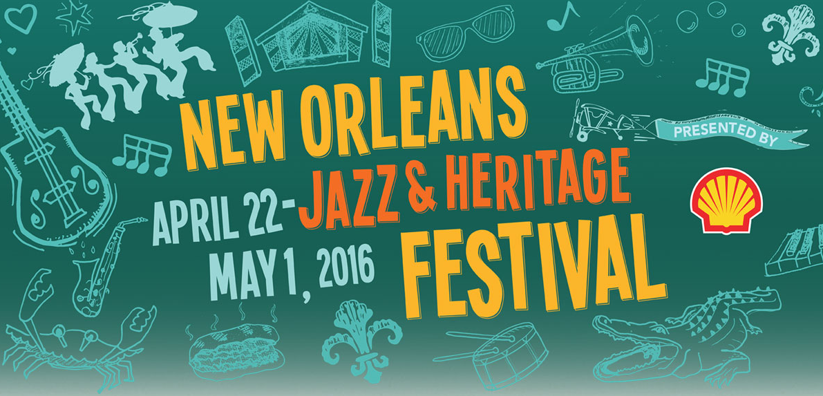 New Orleans Jazz Fest 2016