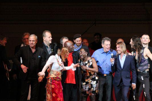 Tibet House Benefit Concert Encore // Photo by Killian Young