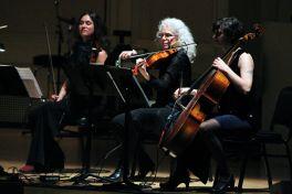 Scorchio String Quartet // Photo by Killian Young