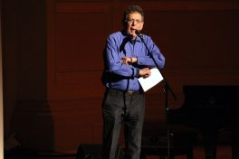 Philip Glass // Photo by Killian Young