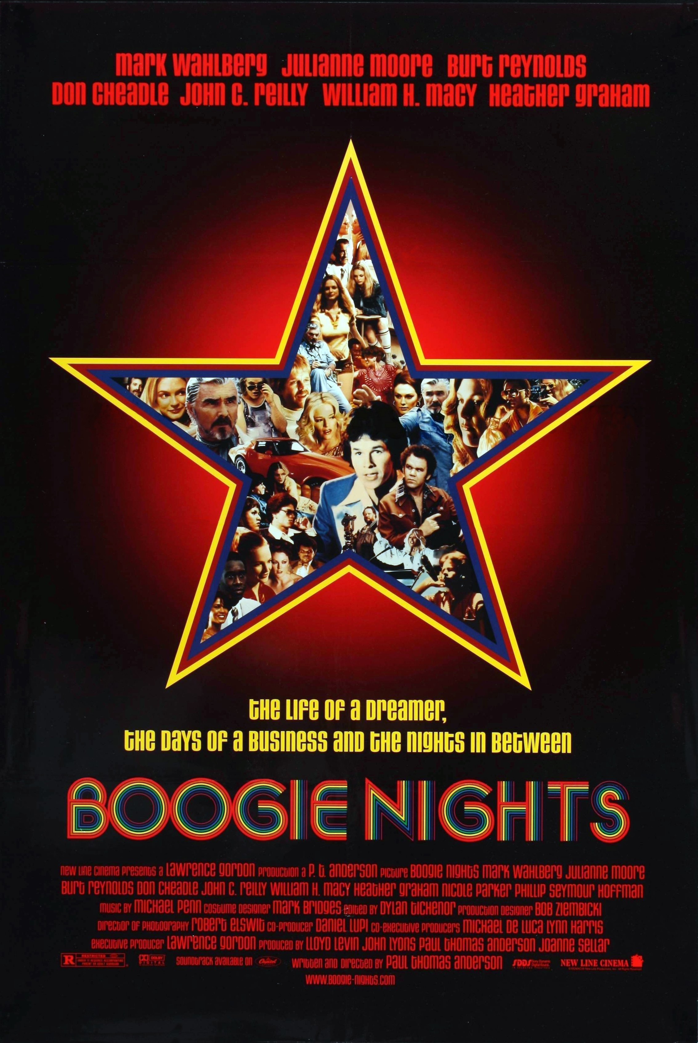 boogie nights The 27 Best Film Ensembles: From Boogie Nights to Spring Breakers
