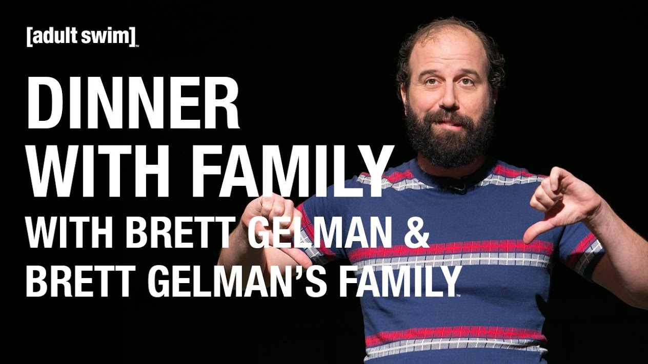 gelmanimage Brett Gelman and Jason Woliner: A Dinner with No Reservations