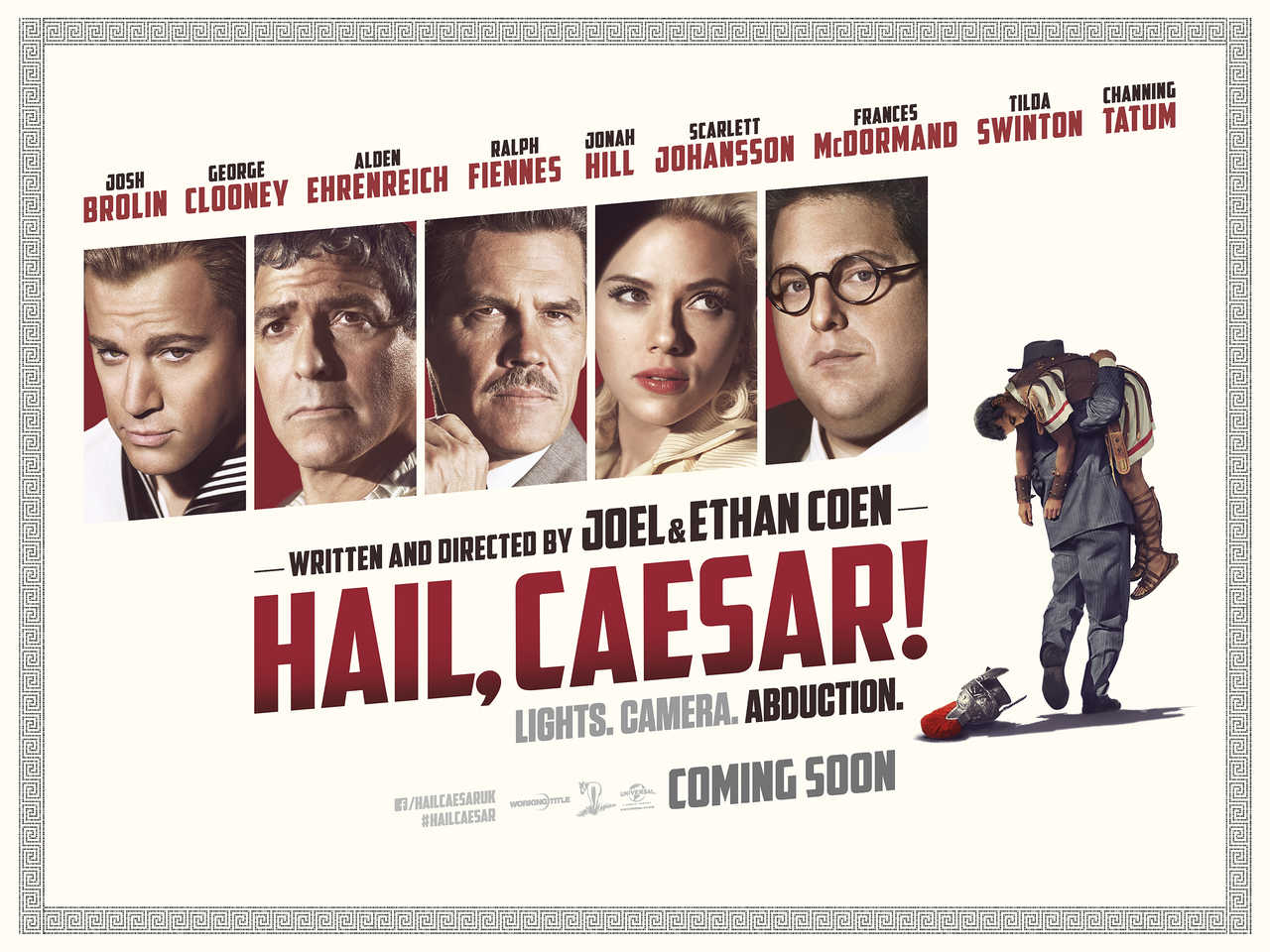 hail caesar quad Star Glower: The Coen Brothers and Hollywood Huff