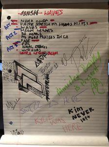 tracklist tracklist
