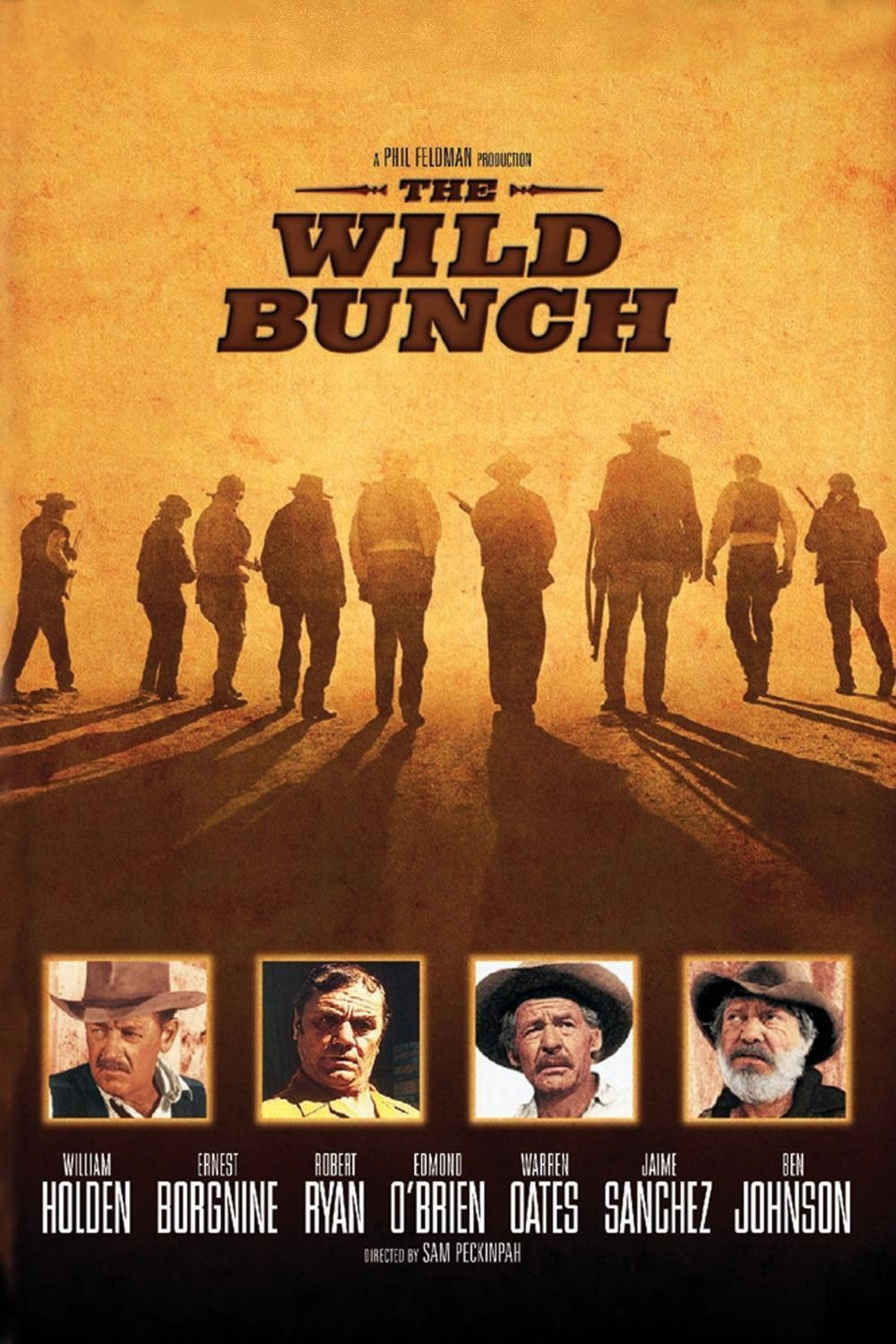 wild bunch The 27 Best Film Ensembles: From Boogie Nights to Spring Breakers