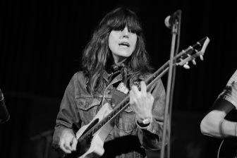 Eleanor Friedberger // Photo by Philip Cosores